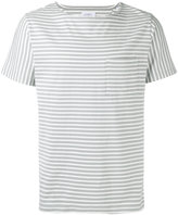 Saturdays NYC striped T-shirt - men - Cotton - XL