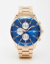 Sekonda Watch In Rose Gold Stainless Steel 1141