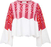 Peter Pilotto Jacquard-Knit Top