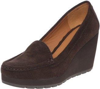 Geox Womens Donna Dori High Heels Brown Size: 4