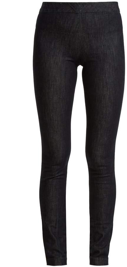 The Row Seeton high-rise skinny jeans