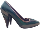 Miu Miu Three-coloured heel