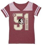 NCAA Florida State Seminoles Girls V-Neck Tunic Shirt