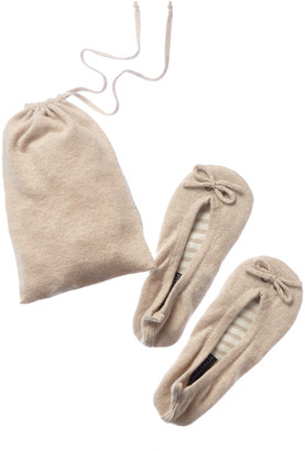 Sofia Cashmere sofiacashmere Sofiacashmere Ballet Slippers