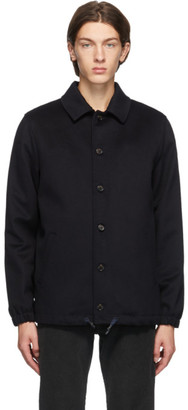 President's Navy Wool Master Jacket