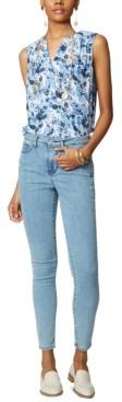 NYDJ Petite Ami High-Rise Tummy-Control Jeans
