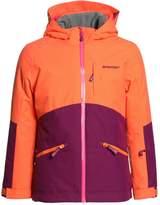 Ziener AMIGE JUN Snowboard jacket plumberry