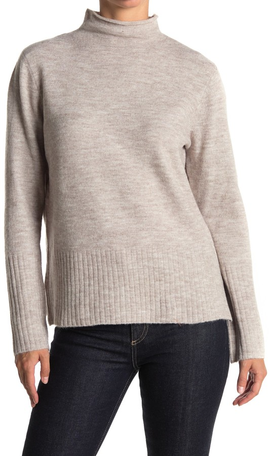 Love by Design Long Sleeve Turtleneck Sweater
