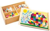 Kids Preferred Elmer Elephant Wood Puzzle Set by
