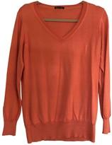 Loro Piana Orange Wool Knitwear for Women