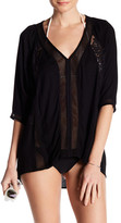 Tiare Hawaii Brigitte Cover-Up Shirt