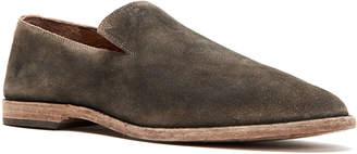 Frye Men's Distressed Leather Venetian Loafers