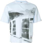 Kenzo Tropical Ice T-shirt - men - Cotton - S