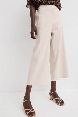 Witchery Stretch Linen Pant