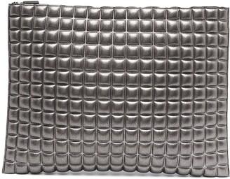 NO KA 'OI Textured Clutch Bag