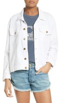The Great Women's The Boxy Denim Jacket