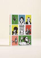 ModCloth Rad American Women A-Z Postcards