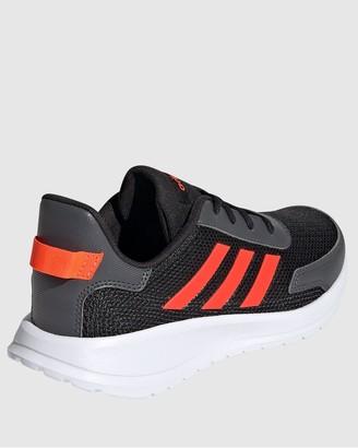 adidas Tensaur Run Junior Trainers - Black Orange