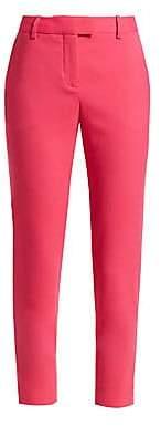 Altuzarra Women's Stretch Wool Cropped Trousers