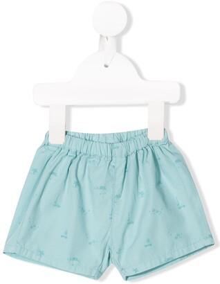 Knot Safari shorts