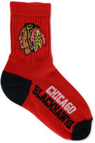 For Bare Feet Kids' Chicago Blackhawks 501 Socks