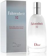 Christian Dior Fahrenheit 32 Eau de Toilette Spray, 3.4 oz.