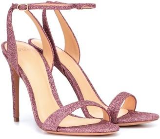 Alexandre Birman Santine glitter sandals