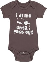 Baby Gifts Fayfaire Boutique Quality I Drink Until I Pass Out 0-6M