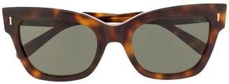 Mulberry Kate square sunglasses
