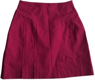 Fendi Pink Skirt for Women Vintage