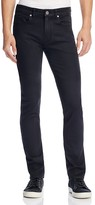 Paige Lennox Super Slim Fit Jeans in Idol Coated