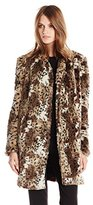 Rebecca Taylor Women's Faux Fur Coat