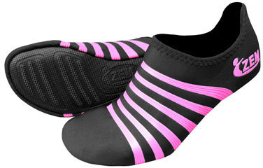 Playa ZEMgear round toe low adult (black/pink)