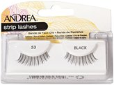 Andrea Lashes Strip Style 53 Black