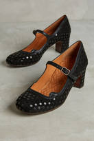 Chie Mihara Dotted Mary Janes