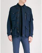 Ralph Lauren Purple Label Pocketed shell jacket