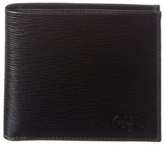 Salvatore Ferragamo Leather Coin Wallet