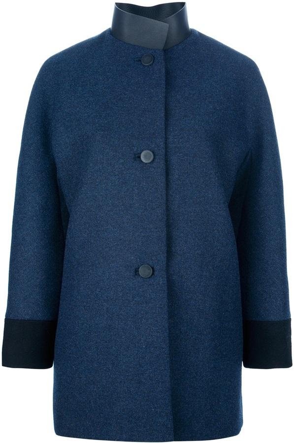 Balenciaga Single breasted coat
