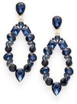 Cara Glass Drop Earrings