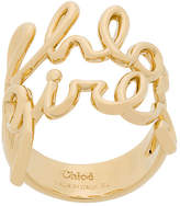 Chloé girl ring