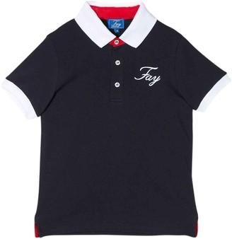 Fay Blue Polo