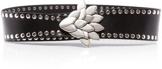 Isabel Marant Lowi Studded Leather Belt