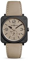 Bell & Ross Br Desert Type Watch, 39mm