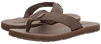 Flojos Chase (Mocha) Men's Sandals