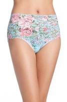 Hanky Panky Plus Size Women's Capri Bloom Retro V-Kini Bikini