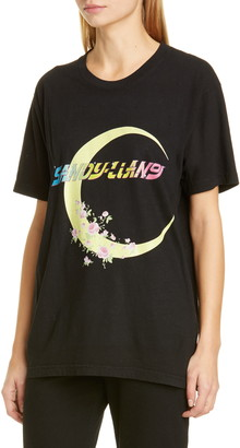 Sandy Liang Moonie Graphic Tee