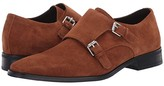 Calvin Klein Robbie (Tan Calf Suede) Men's Shoes