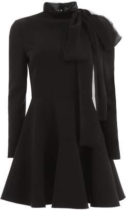 Valentino Flared Mini Dress