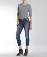 Mavi Jeans Dark Braid-Accent Alexa Jeans - Women