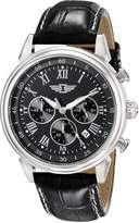 I by Invicta Men's 90242-001 Chronograph Dial Leather Watch